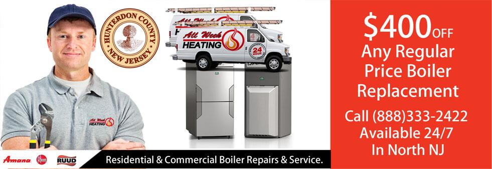 Heating Company Hunterdon NJ