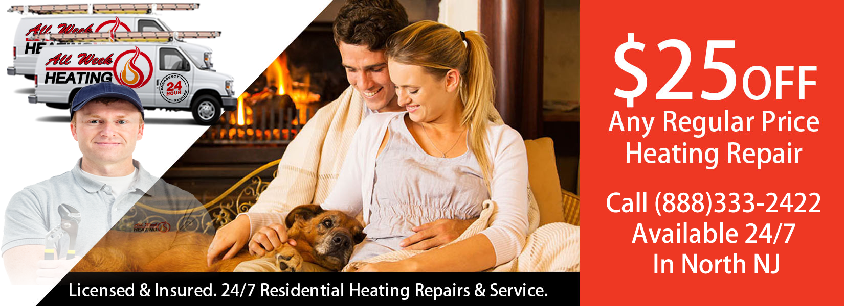 heating repair service nj