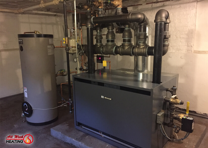Steam Water Boilers Service Experts In NJ | Installation